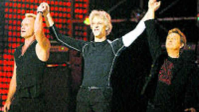 Sting tocará con Stewart Copeland y Andy Summers.