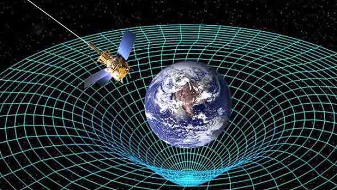 La influencia de la Tierra en el espacio-tiempo de su entorno
