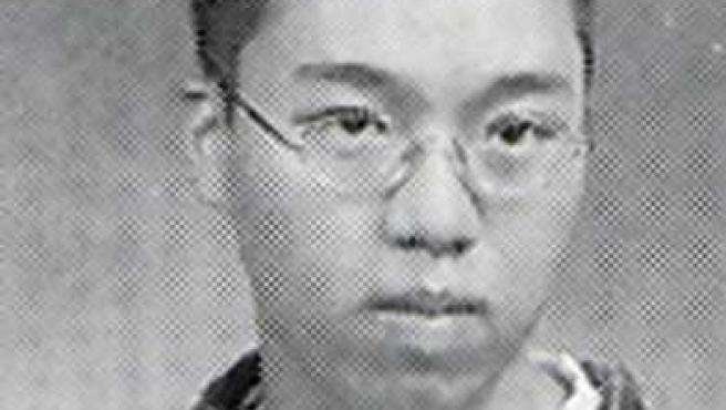 Cho Seung-Hui, en una fotografía del instituto Westfield.(REUTERS/Fairfac County Public Schools)