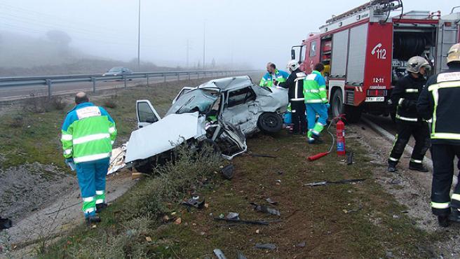 Los accidentes de tráfico son la primera causa de muerte entre los jóvenes