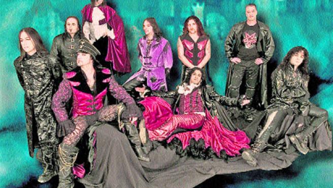 Mago de Oz obren les Festes de Primavera a La Farga de L'Hospitalet. (Arxiu)