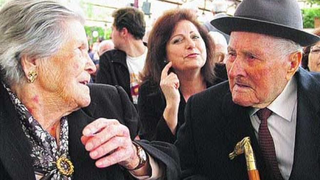 Manuel y Elena. (J. Grosso).