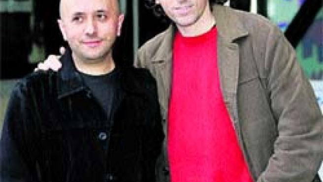 Luis Alegre y David Trueba.