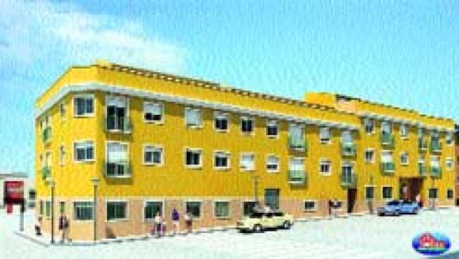 Edificio Olivares-Torreagüera.