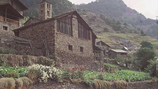 Casa rural. (ARCHIVO)