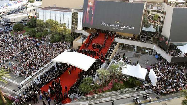 El festival de Cannes en una edición pasada.