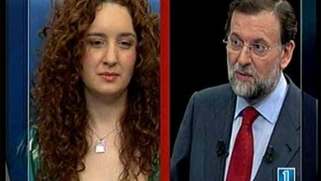 """Rajoy contesta a los participantes de """"Tengo una pregunta para usted"""""""