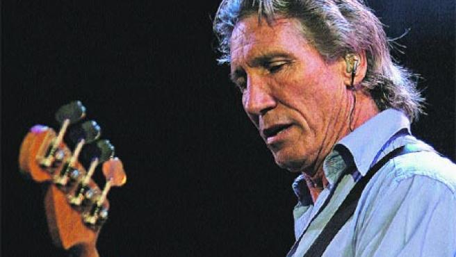 Roger Waters, bajista y leyenda viva de la música.(Archivo)