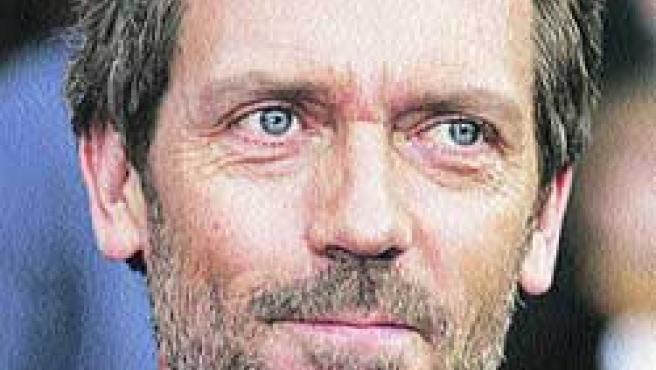 Hugh Laurie es el huraño doctor Gregory House.(Archivo)