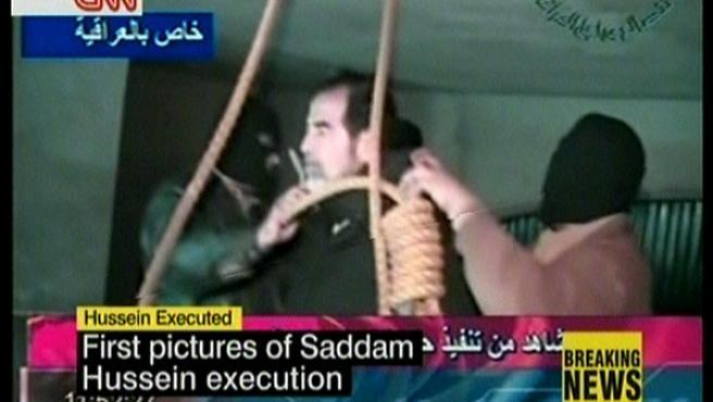 La ejecución de Sadam fue la más famosa, pero desde 2004 han sido ejecutados un centenar más de presos.