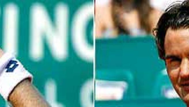 Ferrero - Federer