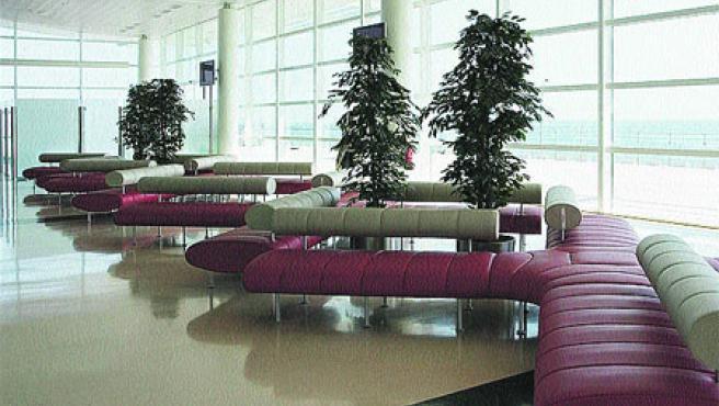 La nova terminal de passatgers al Moll Adosat. (CC)