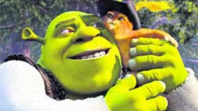 'Shrek'.