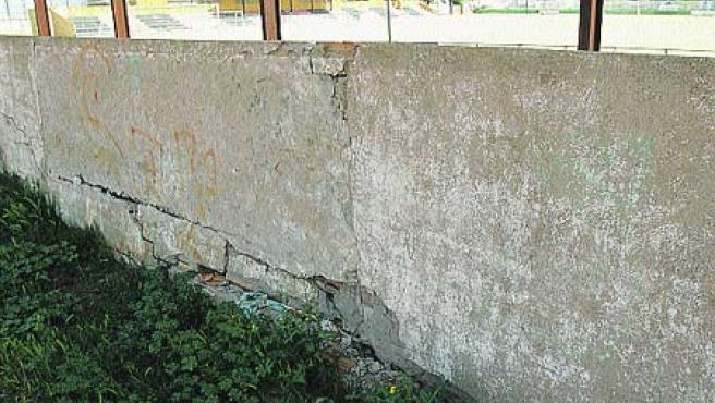 Aunque el Instituto Municipal de Deportes ha ejecutado nuchas obras en el estadio Enrique Puga (R. S.).