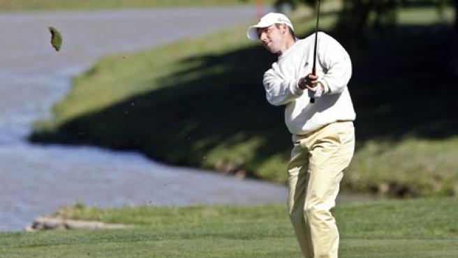 El golfista español Sergio García (Reuters).