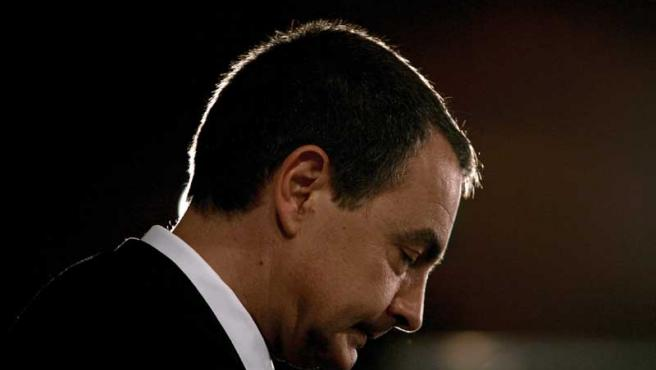 Zapatero visitó la provincia de Málaga para apoyar a su candidato en Marbella horas antes de la detención de Isabel Pantoja.