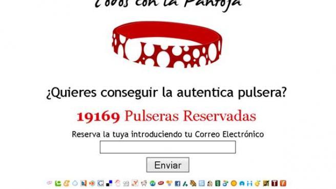 Pulsera Isabel Pantoja