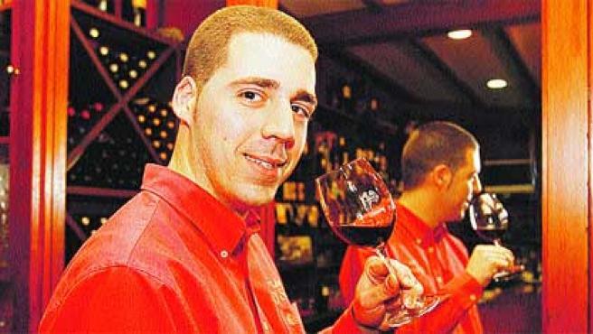 Xurxo Rivas. (J. López)