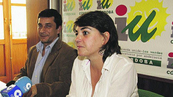 IU-LV-CA presentó su programa de gobierno para la Diputación de Córdoba (J. R.).