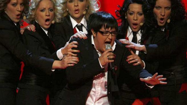 Serbia gana Eurovisión 2007 con 268 puntos: Marija Šerifoviæ y su Molitva