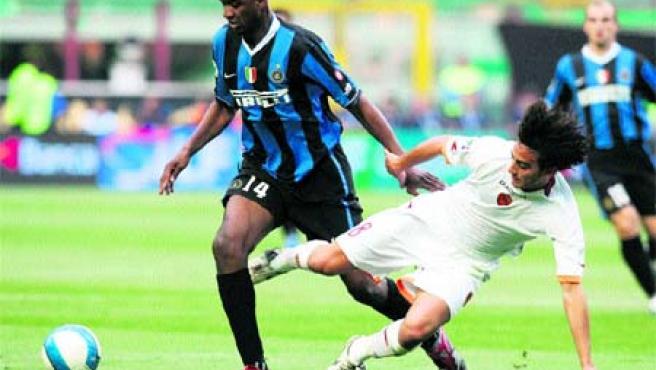 El Roma se vengó del Inter. (EFE)