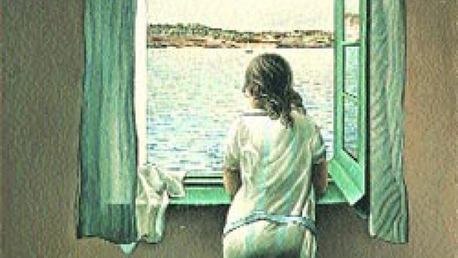 Muchacha en la ventana, de Dalí, del Museo Thyssen.