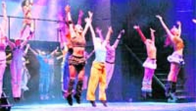 El musical Fama estará en Murcia hasta el próximo 27 de mayo.