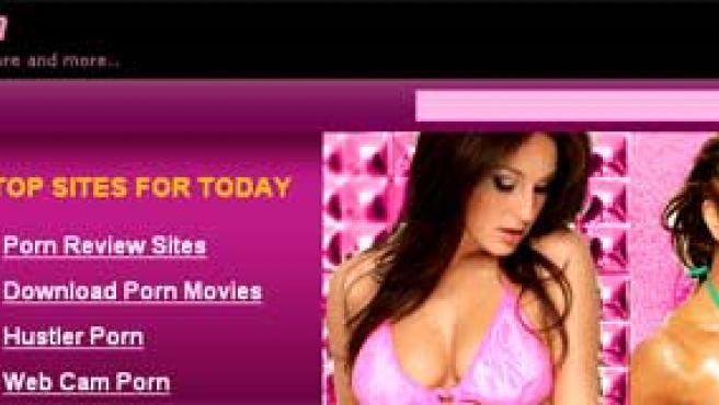 Imagen del dominio Porn.com