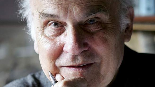 Ryszard Kapuscinski.(Peter Andrews / Reuters)