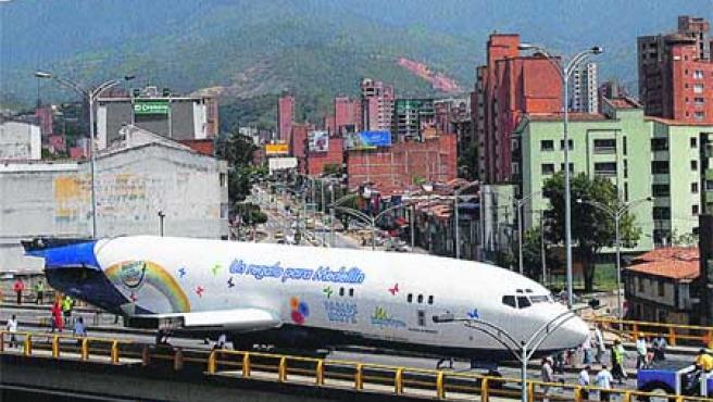 Medellín (Colombia). (Efe).