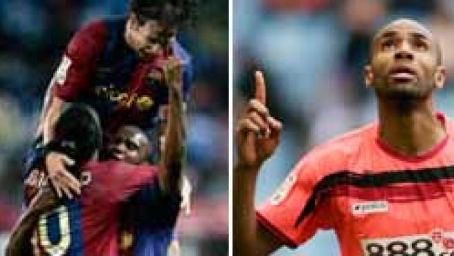 Real Madrid, Barcelona, Sevilla y Valencia, los candidatos.