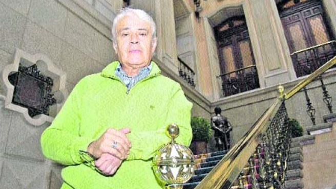 Fernando Rodríguez Corcoba. (Moncho Fuentes)
