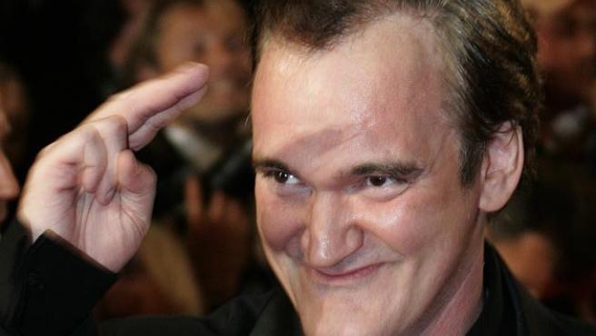 Quentin Tarantino, en Cannes. (REUTERS).