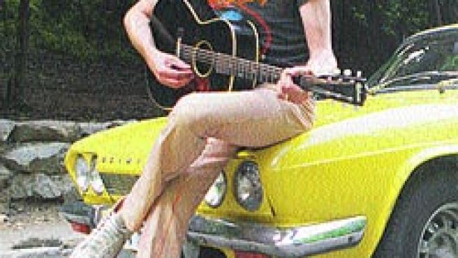 Evan Dando, guitarrista y cantante de The Lemonheads.