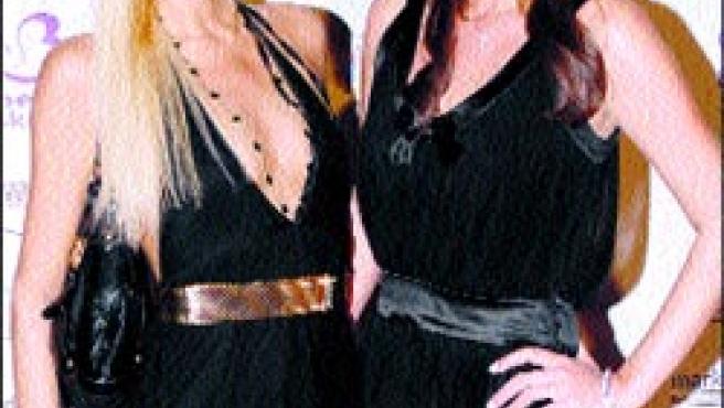 Paris Hilton y Nicky Hilton.