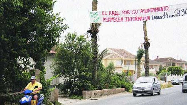 Pedanía murciana de El Raal. (Lara Roda).