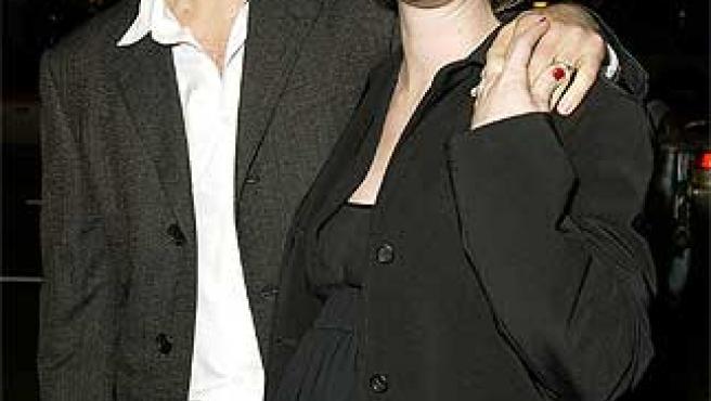 Anne y su ex marido, Coley Laffoon (© Korpa).