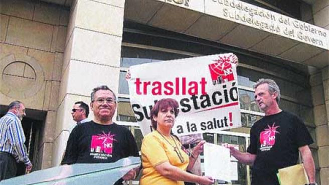 Asociación de vecinos de Favara.