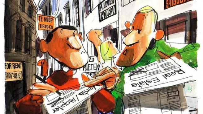 Los préstamos sin intereses para jóvenes universitarios todavía no han llegado a España. (ESTEBAN).