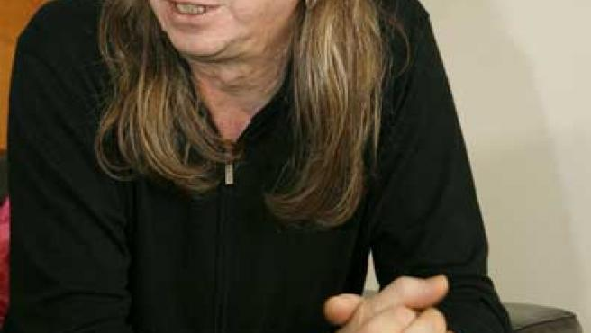 Rosendo, en una foto de archivo.