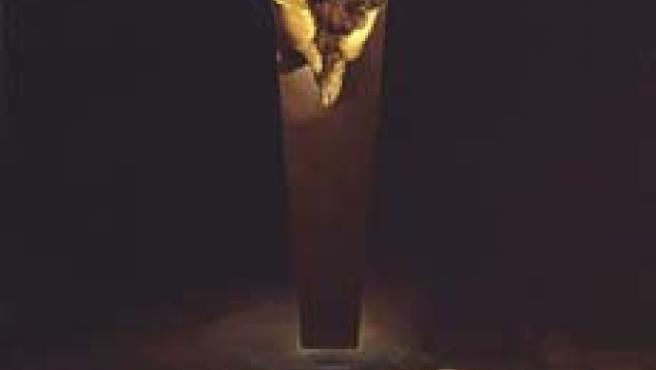 Jesucristo en la Cruz, según Dalí.