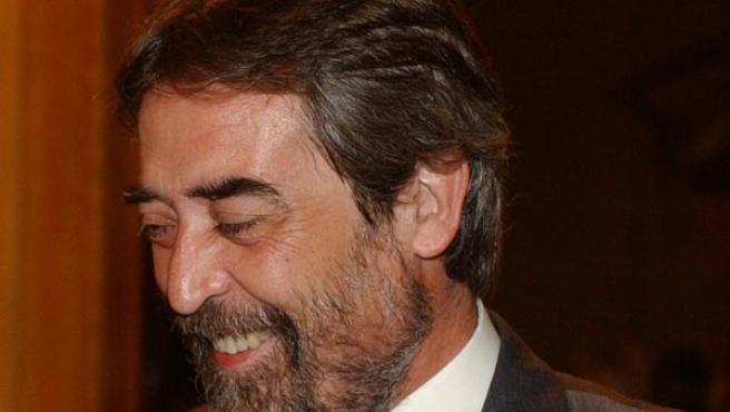 Imagen del alcalde de Zaragoza, Juan Alberto Belloch