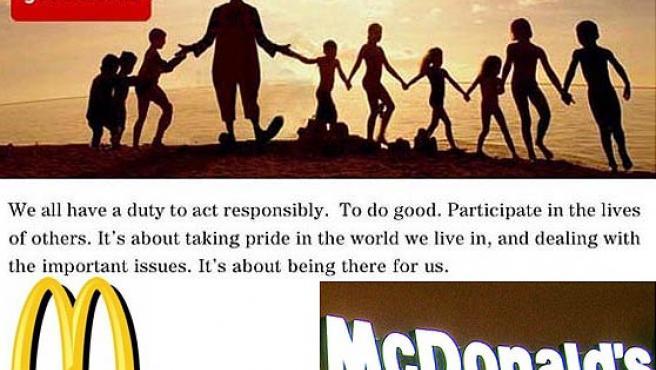 McDonald's contra el diccionario (20MINUTOS.ES).