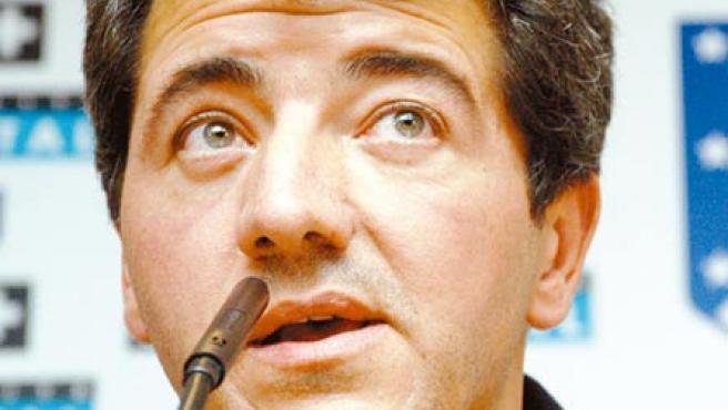 Una imagen del consejero delegado y máximo accionista del Atlético de Madrid, Miguel Ángel Gil Marín.