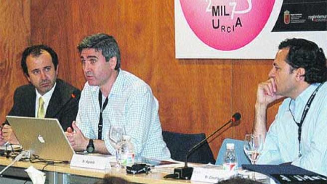 Colaborador de 20 minutos Murcia Javier Adán.