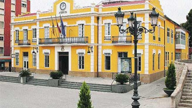 Plaza del Ayuntamiento, lugar representativo de Burjassot.