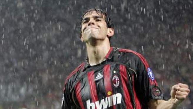 Kaká, en una foto de archivo.