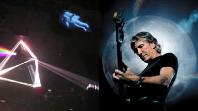 Roger Waters. (Montaje: J.Mª.Martín)
