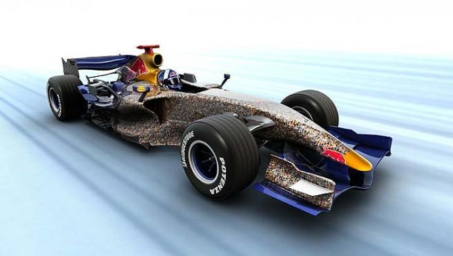 Así quedaría el monoplaza de Red Bull. (Red Bull Racing)