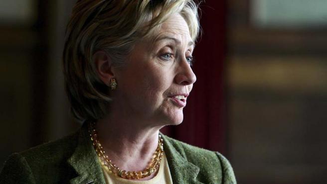 Hilary Clinton aspira a presentarse por el partido demócrata a las próximas elecciones presidenciales norteamericanas.